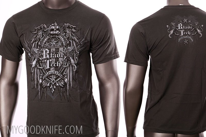 Photo #2 Blade Tech T-Shirt Grey (M)
