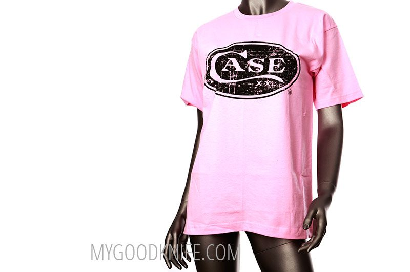 Photo #2 Case T-Shirt Pink  (XL)