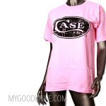 Photo #2 Case  Ladies T-Shirt Pink  (L)