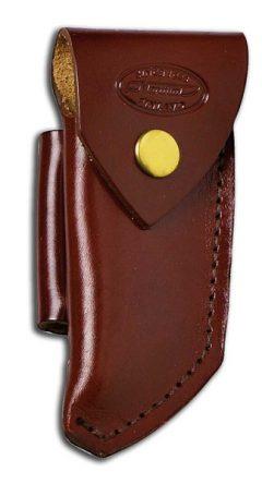 Marttiini 910210 Кожаный чехол для складных ножей S