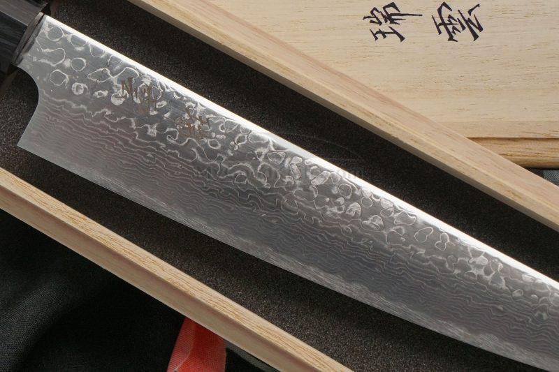 Photo #2 Utility kitchen knife Seki Kanetsugu Zuiun Petty 9302 15cm