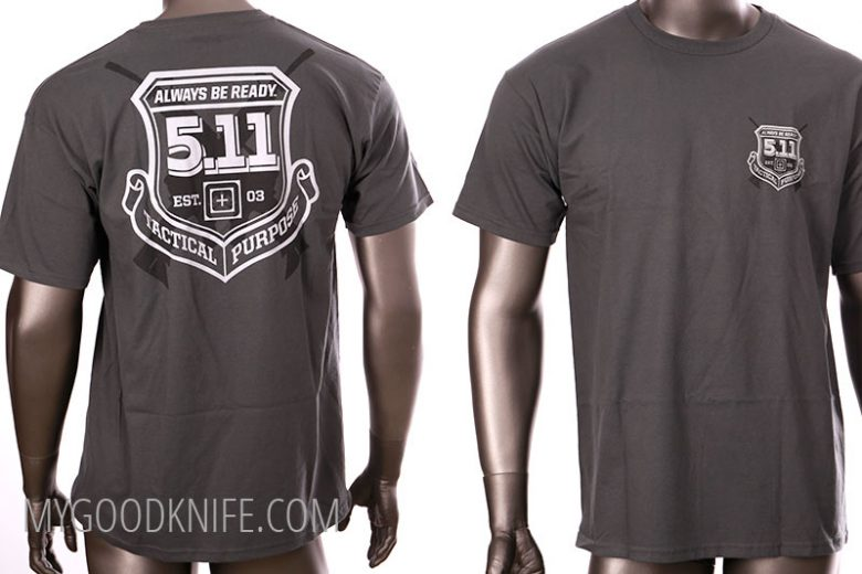Photo #1 5.11 T-Shirt Logo  (XL)
