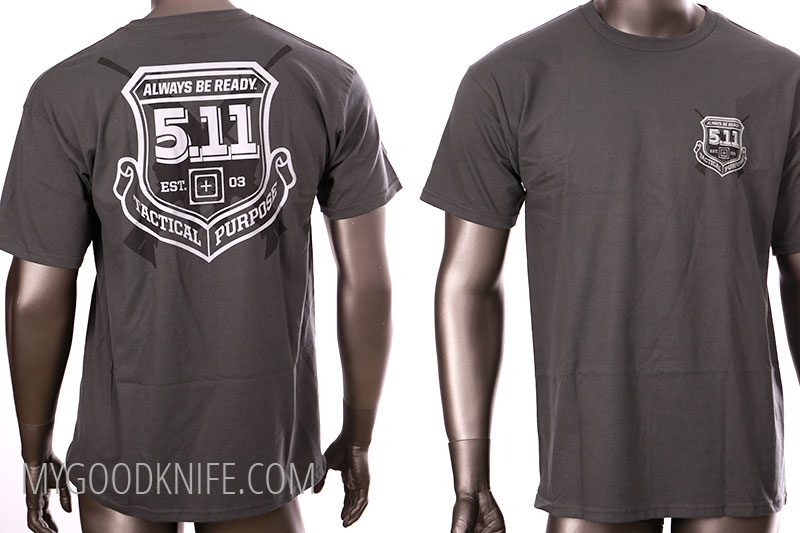 Photo #3 5.11 T-Shirt Logo  (XL)