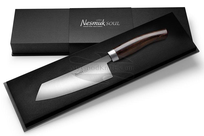 Фотография #2 Поварской нож Nesmuk SOUL Гренадил 14см