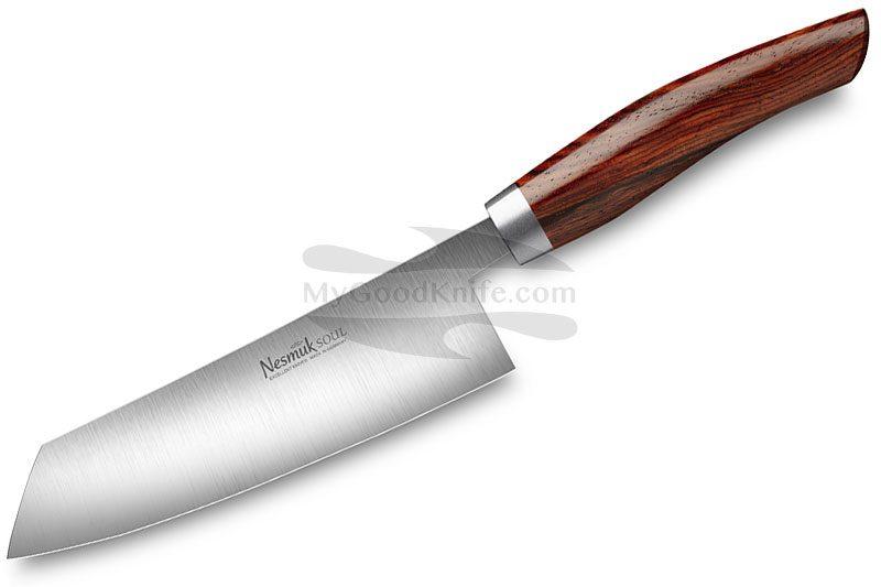 Фотография #1 Поварской нож Nesmuk SOUL Cocobolo 14см