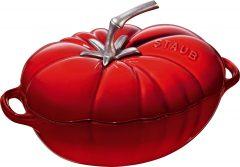 Staub Special Cocotte Tomaatti Pata Valurauta 25 cm, Kirsikka 40511-774-0