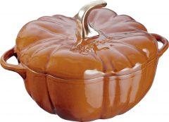 Staub Special Cocotte Pumpkin 24 cm, Cinnamon 40511-403-0