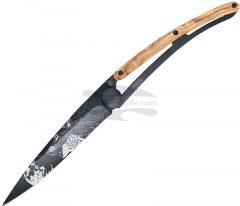 Deejo Black Howling, olive wood