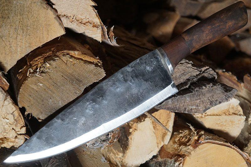 Фотография #2 Поварской нож Cathill Knives Ручной работы ckchbs 23см