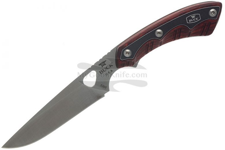 Photo #1 Buck Open Season Small Game Knife 0539RWS-B