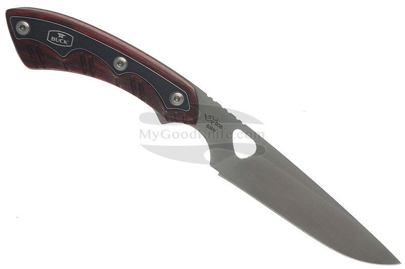 Photo #2 Buck Open Season Small Game Knife 0539RWS-B