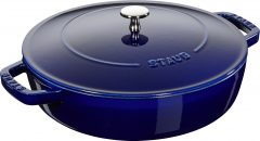Staub Universal pan Chistera 28 cm, Dark blue 40511-476-0