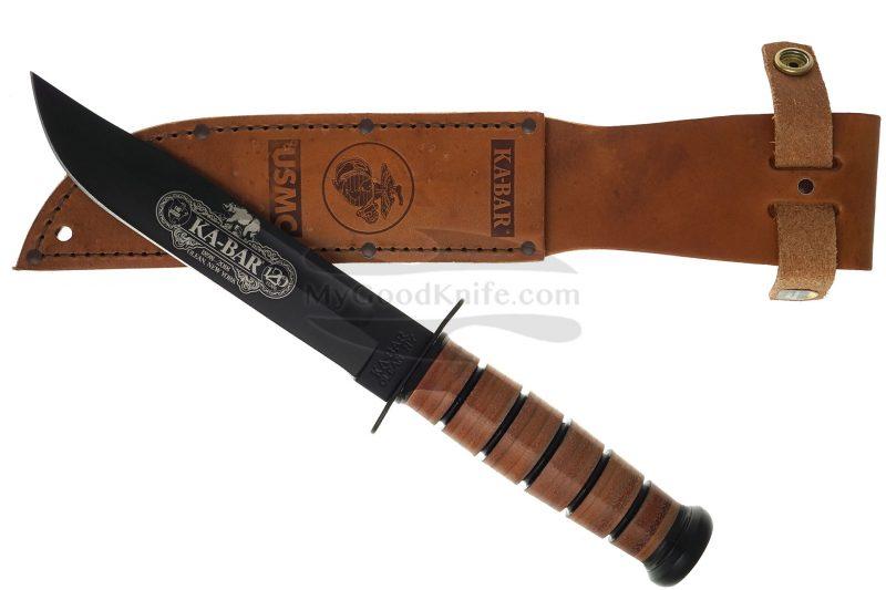Photo #3 Tactical knife Ka-Bar 120th Anniversary USMC  9191 17.8cm