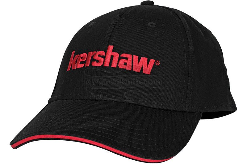 Photo #1 Cap Kershaw Red Rim 182ML