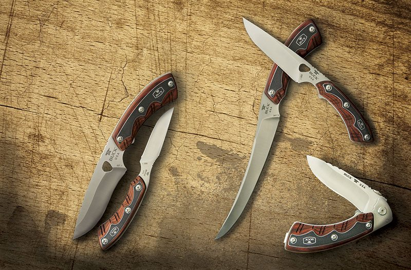 Мы стали авторизированным дилером Buck Knives 1