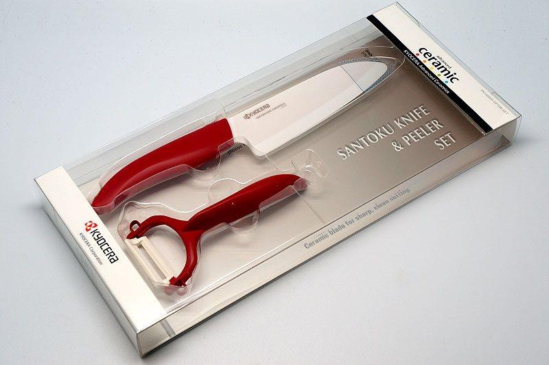 Обзор керамических ножей Kyocera 2