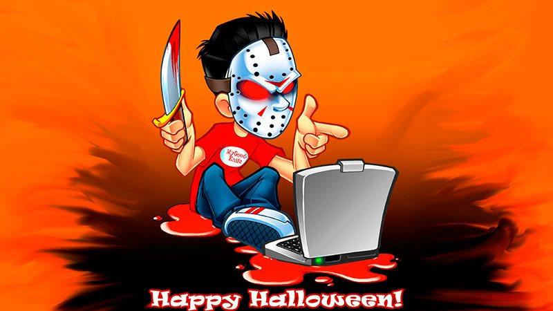 TOP-5 ножей для Хэллоуина 8