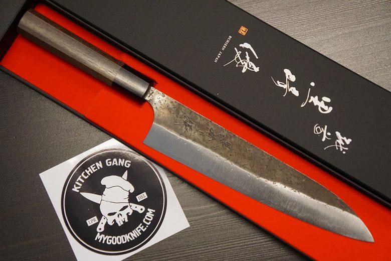 Photo #4 Yu Kurosaki Chef Knife ZA-210CH