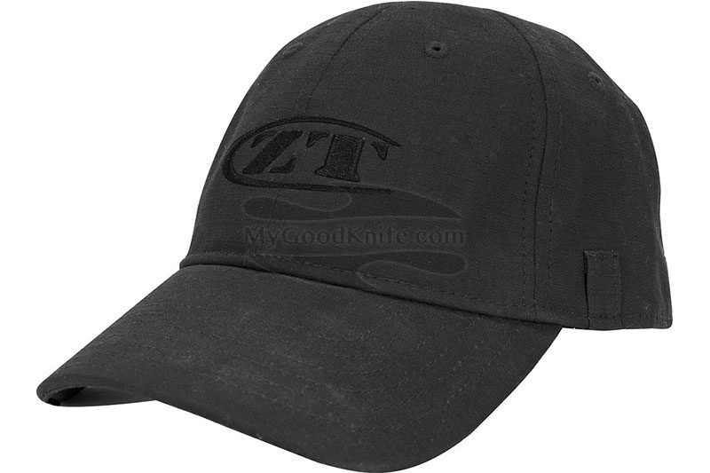 Photo #1 Cap Zero Tolerance Tactical Black CAP181