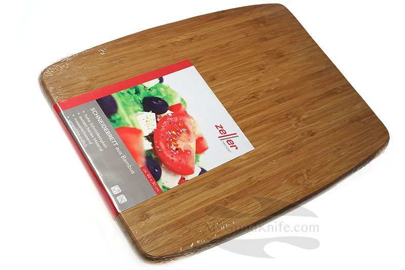 Photo #1 Zeller Cutting board bamboo, big oval 25252