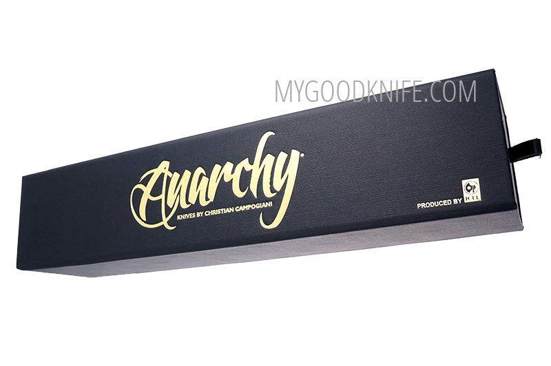 Photo #5 Anarchy Vegetable Knife 18 sm