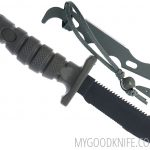 Valokuva #1 Ontario ASEK Survival Knife System (ON1410)