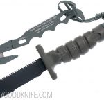 Valokuva #4 Ontario ASEK Survival Knife System (ON1410)