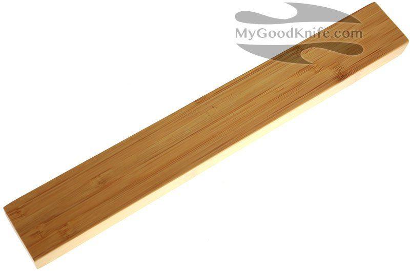 Фотография #1 Zeller бамбуковый магнит для ножей 24566