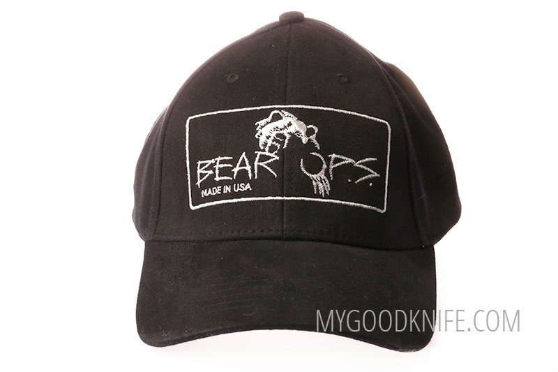 Photo #2 Bear OPS Baseball Cap