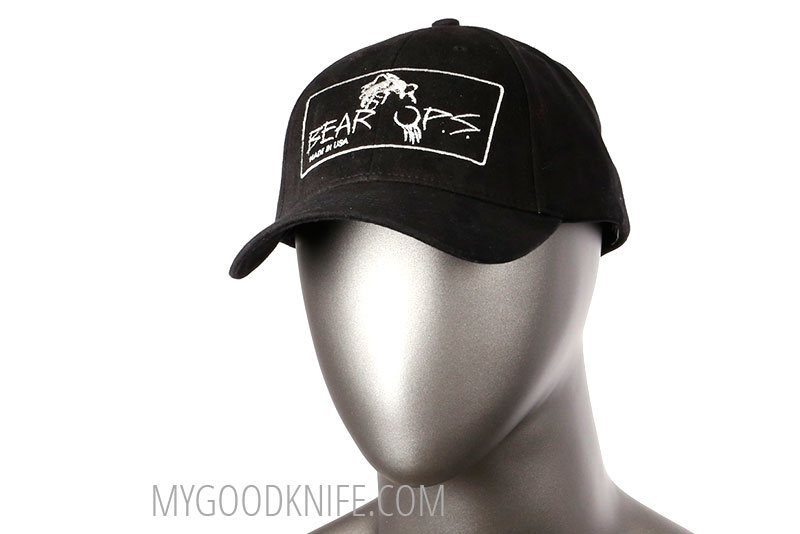 Photo #3 Bear OPS Baseball Cap