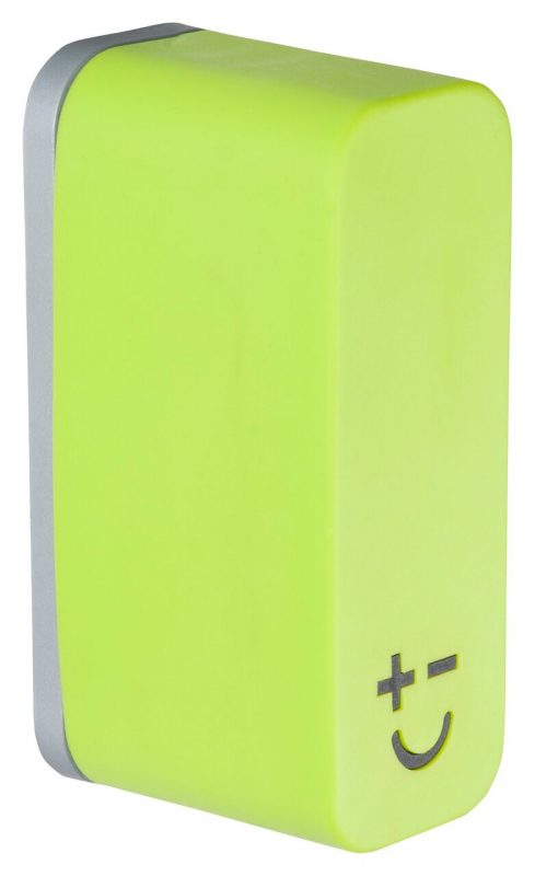 Photo #1 Bisbell Magmates Double Knife Pod (wall mounted) Green