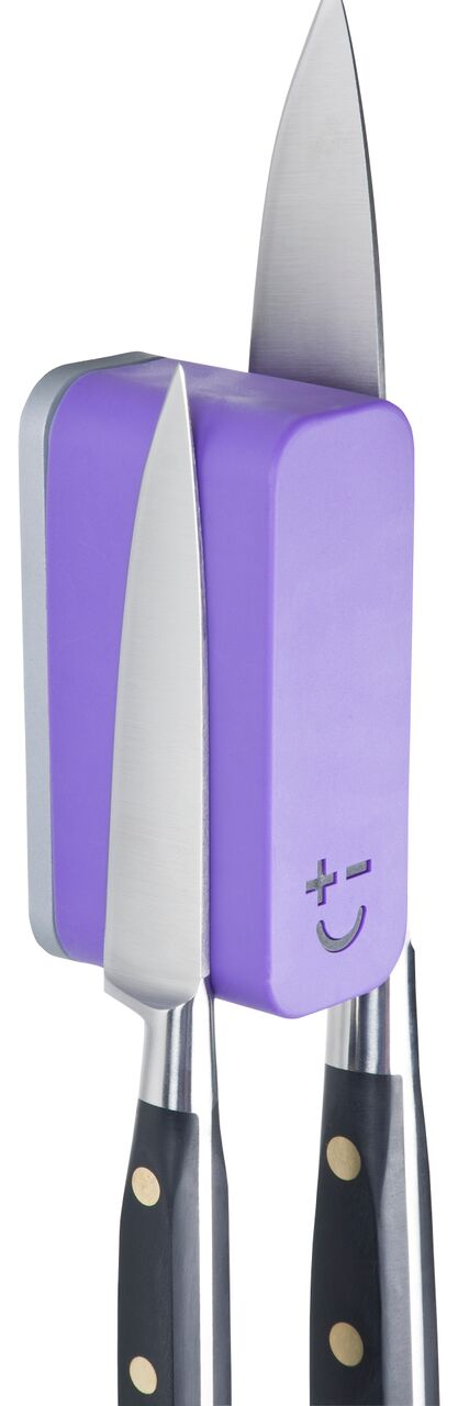 Photo #2 Knife stand Bisbell Magmates Double Knife Pod (wall mounted) Purple 5017421000460