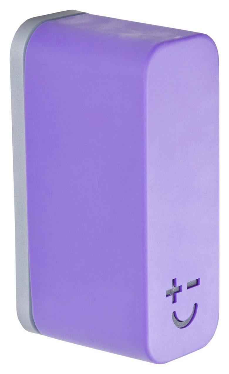 Valokuva #1 Bisbell Magmates Double Knife Pod (wall mounted) Purple