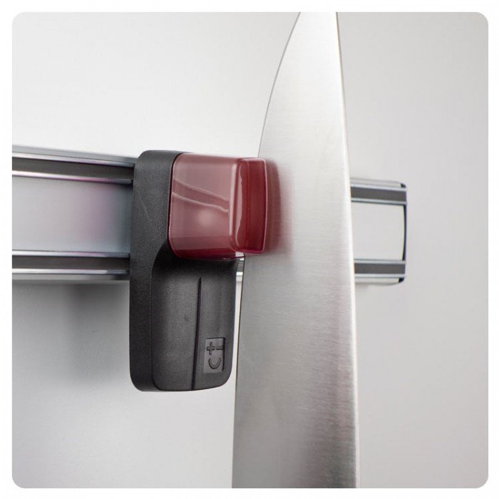 Photo #2 Bisbell Magnetic Knife Rack Sharpener