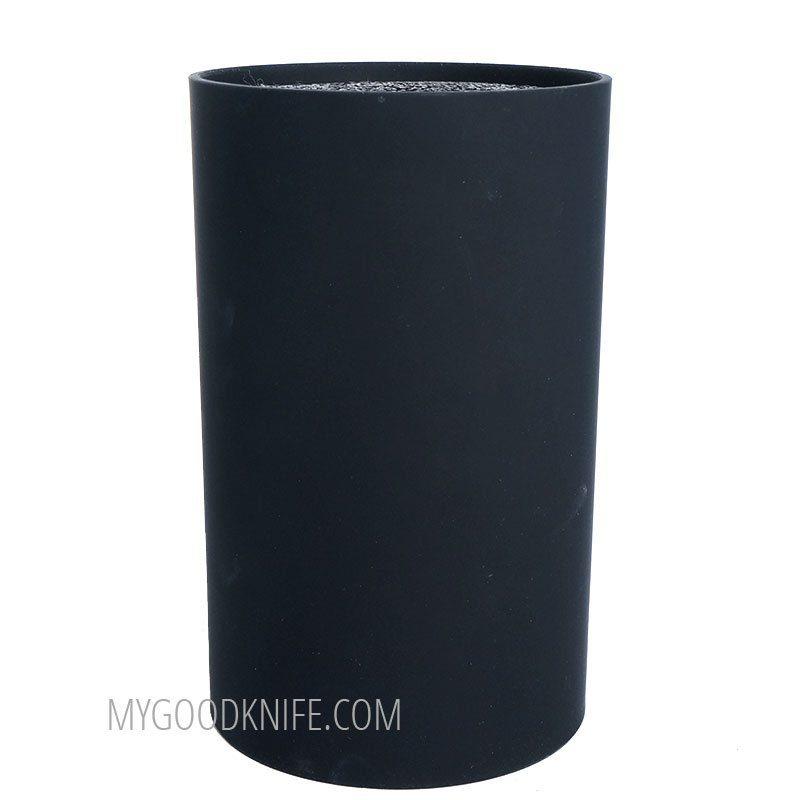 Фотография #1 Zeller Подставка для  ножей (черная)