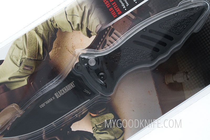 Photo #1 BlackHawk CQD™ Mark II™ Aluminum Handle Manual Folder