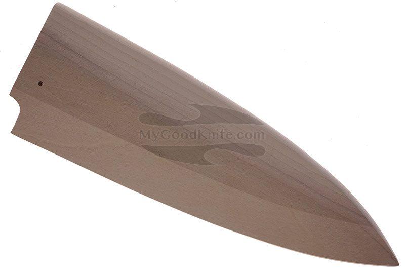 Фотография #2 Ножны Masahiro Сая деревянные для ножей деба 15 см 41505