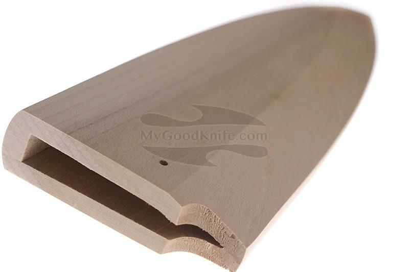Фотография #3 Ножны Masahiro Сая деревянные для ножей деба 15 см 41505