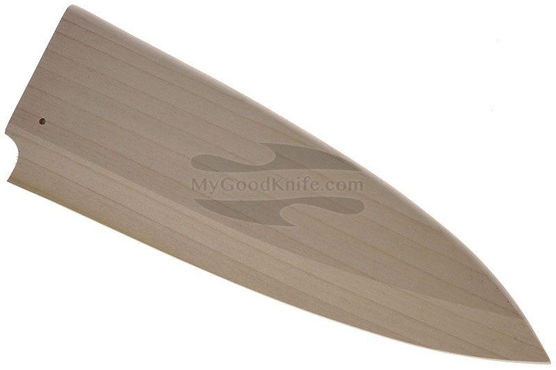 Фотография #2 Ножны Masahiro Сая, деревянные для ножей деба 165 мм 41506