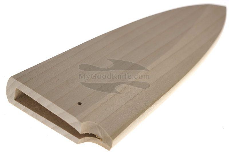 Фотография #3 Ножны Masahiro Сая, деревянные для ножей деба 165 мм 41506