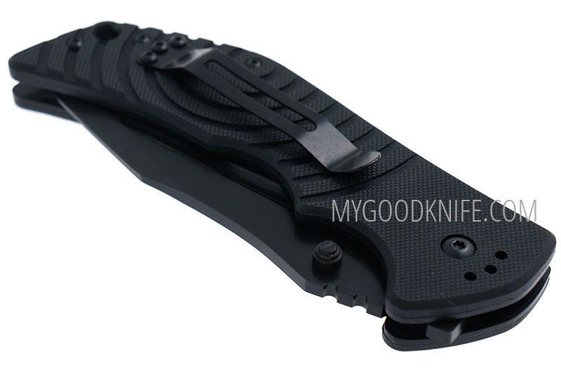 Photo #4 Bloke Z 440C Black Kizlyar Supreme