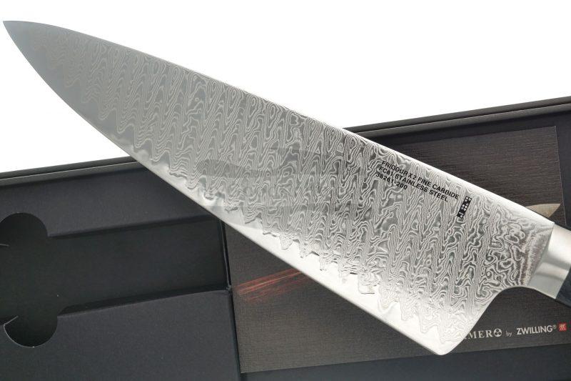 Photo #3 Chef knife Zwilling J.A.Henckels Bob Kramer Meiji 38261-201-0 20cm