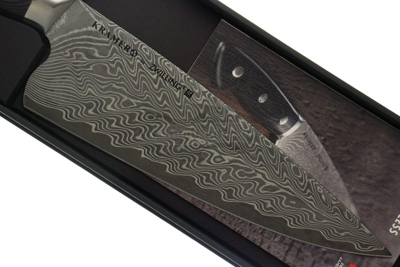 Photo #2 Chef knife Zwilling J.A.Henckels Bob Kramer Euro Stainless Damask 34891-201-0 20cm