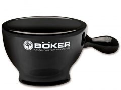 Böker Shaving Bowl Round with knob 04BO182