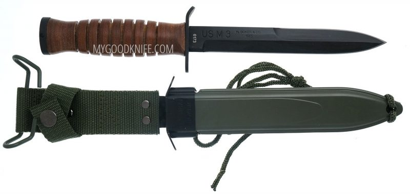 Фотография #1 Boker Plus M3 Trench Knife 02BO1943