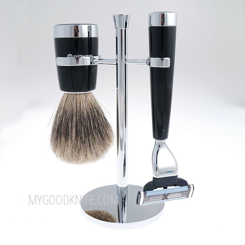 Фотография #1 Boker Shaving Set Advance 04BO107