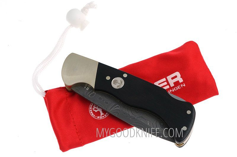 Photo #3 Böker Folding Hunter Damast 110235DAM