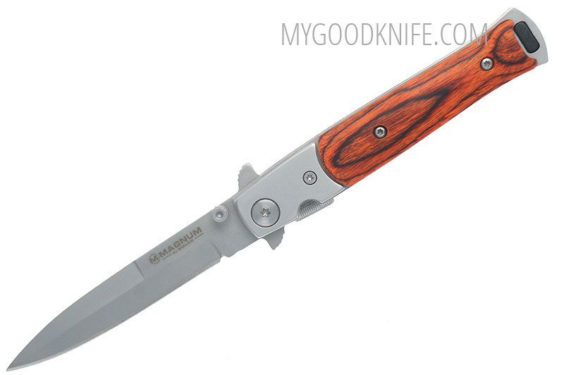 Photo #2 Boker Magnum Stiletto Linerlock (BOYA101)