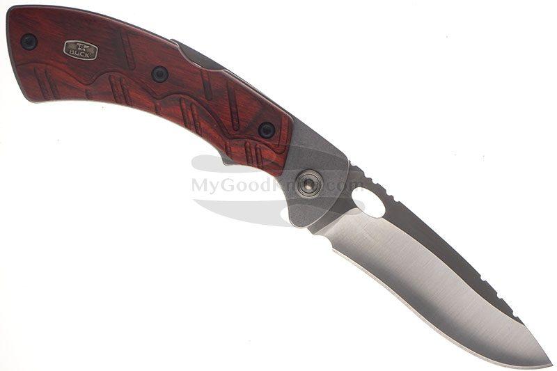 Photo #2 Buck 556 Open Season® Folding Skinner Knife, 0556RWS-B