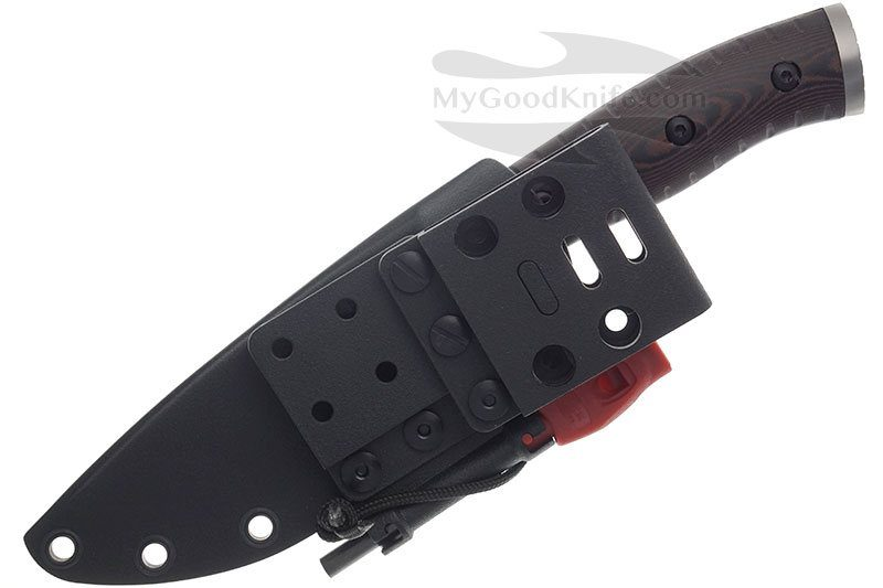 Photo #2 Buck Selkirk Knife 0863BRS-B